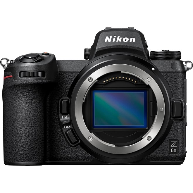 Nikon Z6ii Body + FTZ (+200 CHF Rabatt Trade-In) - Nikon Schweiz Partner - CH Produkt