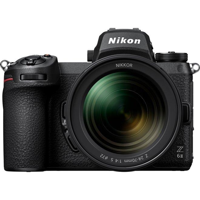 Nikon Z6II Kit 24-200mm + FTZ Adapter