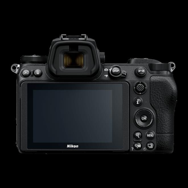 Nikon Z7ii Kit 24-70mm F4.0 FTZ (+200 CHF Rabatt Trade-In) - Nikon Schweiz Partner - CH Produkt