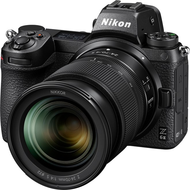 Nikon Z6II Kit 24-200mm (+200 CHF Rabatt Trade-In) - Nikon Schweiz Partner - CH Produkt