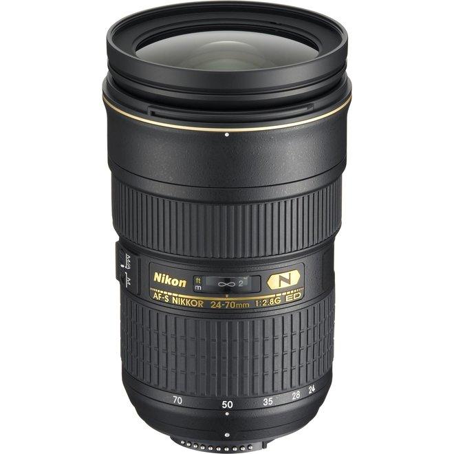Miete Nikon  24-70 2.8 AF-S G ED
