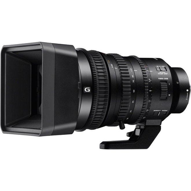 Sony E-Mount APS-C 18-110mm F4 G OSS - Sony Schweiz Partner - CH Produkt