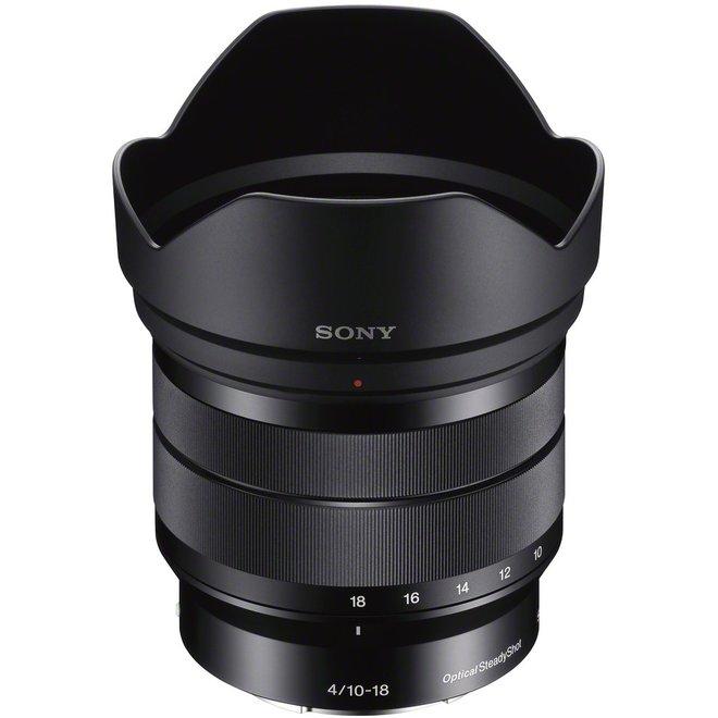 Sony E-Mount APSC 10-18mm F4 -50 CHF Sony Cashback