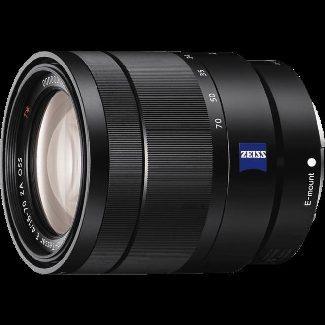 Sony E-Mount APSC 16-70mm F4 OSS Zeiss B - Sony Schweiz Partner - CH Produkt