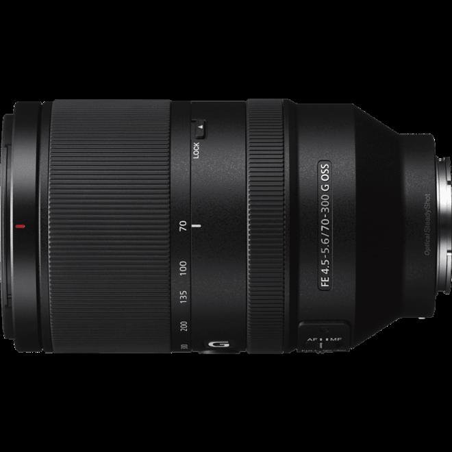 Sony E-Mount FE 70-300mm F4.5-5.6 G OSS - Sony Schweiz Partner - CH Produkt