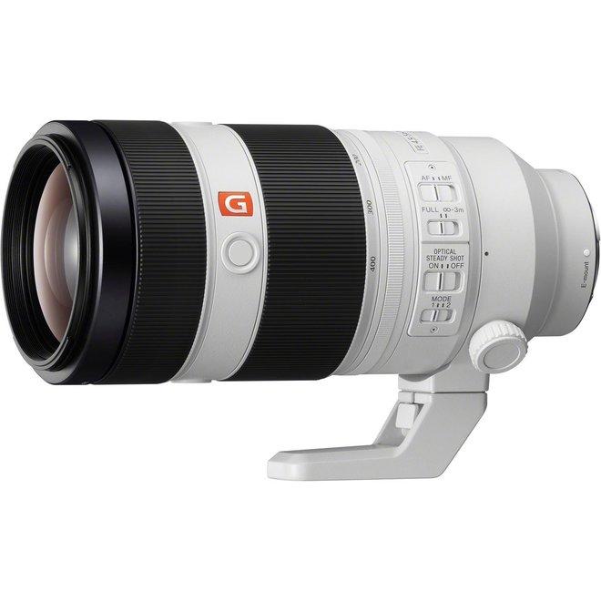 Sony E-Mount FF 100-400mm F4.5-5.6 GM OSS