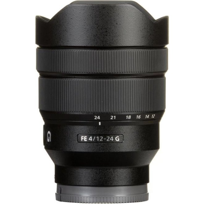 Sony E-Mount FF 12-24mm F4 G SSM - Sony Schweiz Partner - CH Produkt