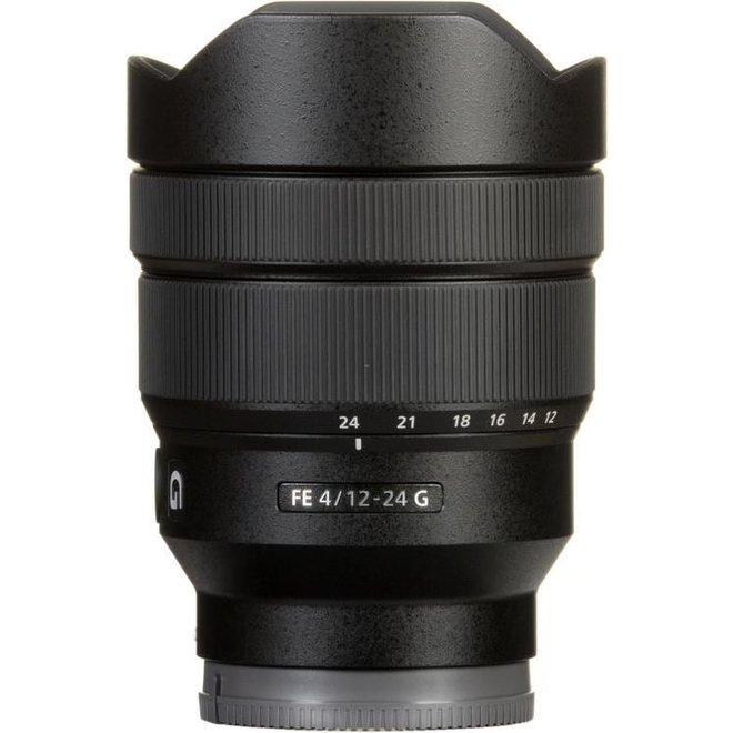 Sony E-Mount FF 12-24mm F4 G SSM