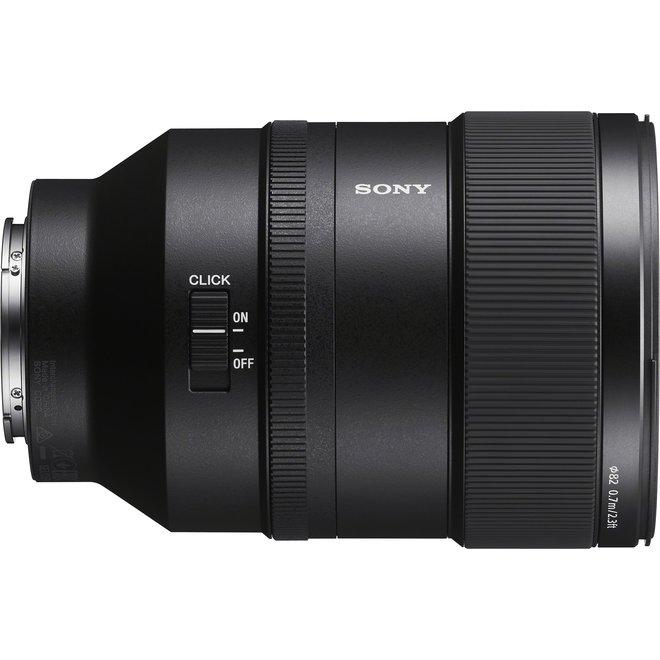 Sony E-Mount FF 135mm GM F1.8