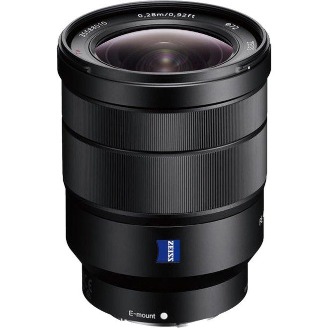 Sony E-Mount FF 16-35mm F4 T* ZA OSS