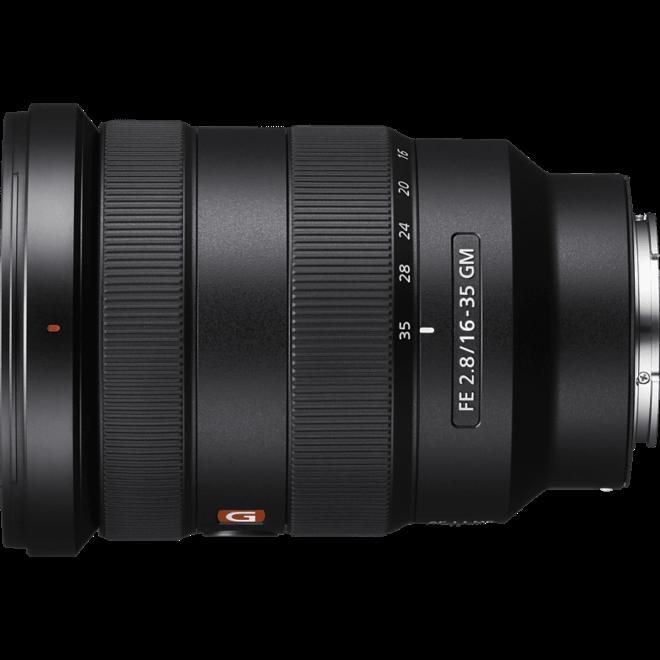 Sony E-Mount FF 16-35mm GM F2.8