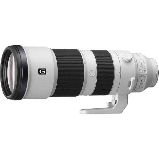 Sony E-Mount FF 200-600mm F5.6-6.3 G OSS