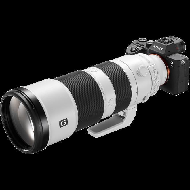 Sony E-Mount FF 200-600mm F5.6-6.3 G OSS - Sony Schweiz Partner - CH Produkt