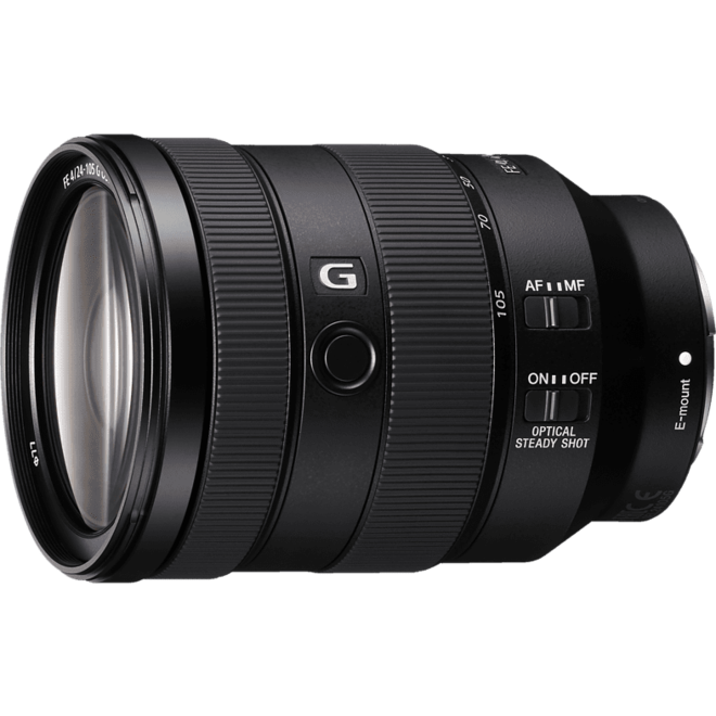 Sony E-Mount FF 24-105mm F4 G OSS - Swiss Garantie
