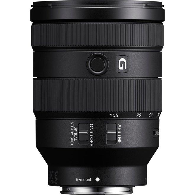 Sony E-Mount FF 24-105mm F4 G OSS