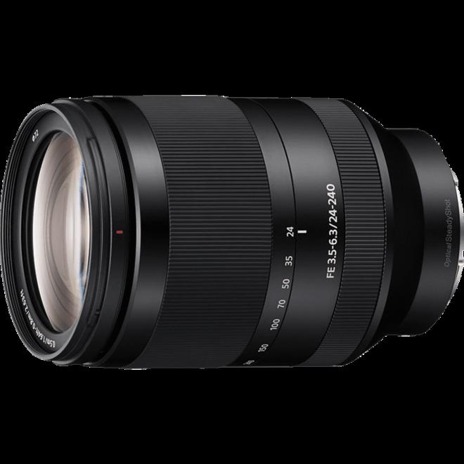 Sony E-Mount FF 24-240mm F3.5-6.3 OSS -100 CHF Sony Cashback