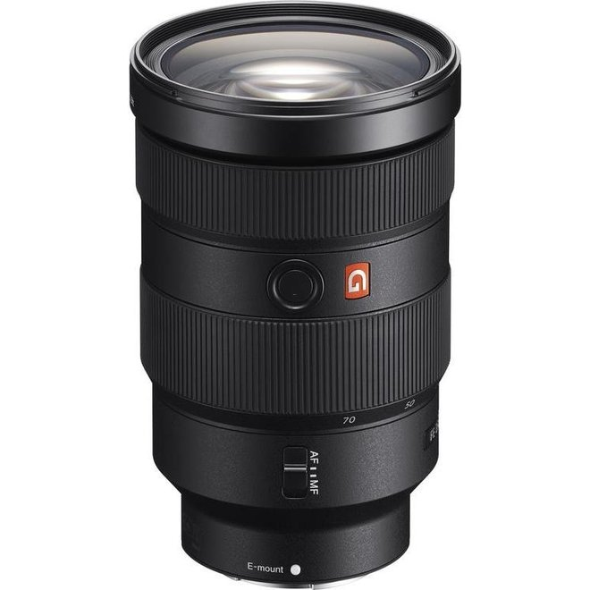 Sony E-Mount FF 24-70 mm GM F2.8