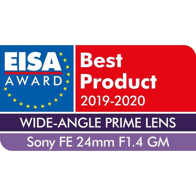 Sony E-Mount FF 24mm GM F1.4 OSS - Sony Schweiz Partner - CH Produkt