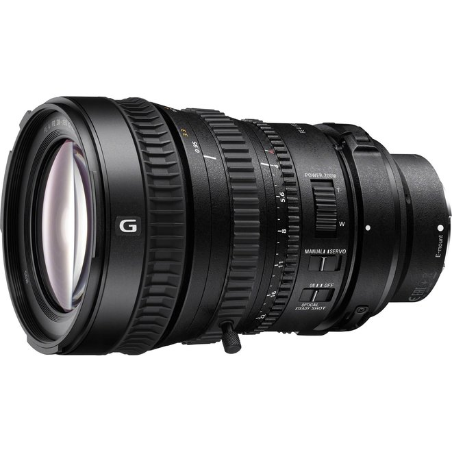 Sony E-Mount FF 28-135mm F4 G OSS