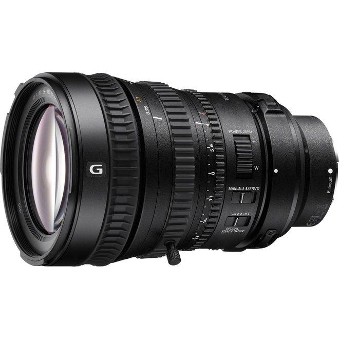 Sony E-Mount FF 28-135mm F4 G OSS - Sony Schweiz Partner - CH Produkt