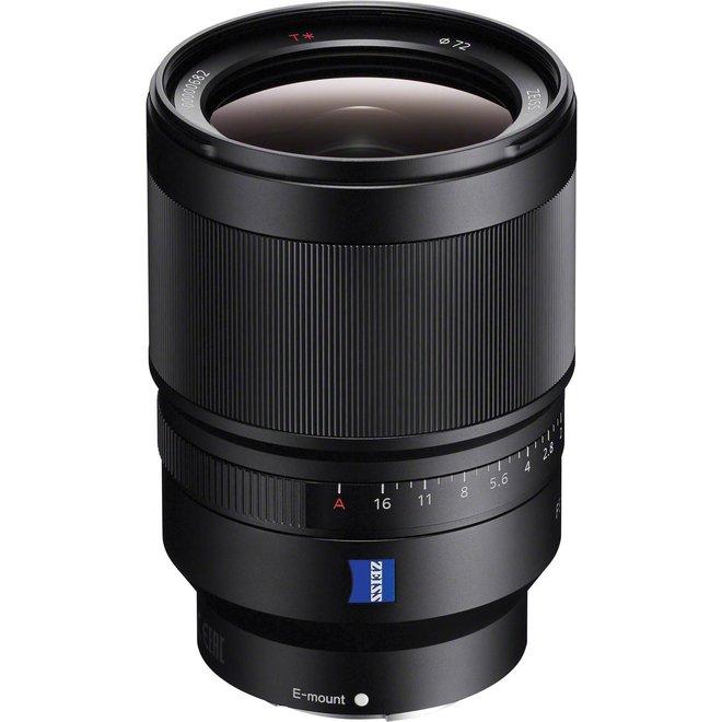 Sony E-Mount FF 35mm F1.4 Zeiss - Sony Schweiz Partner - CH Produkt