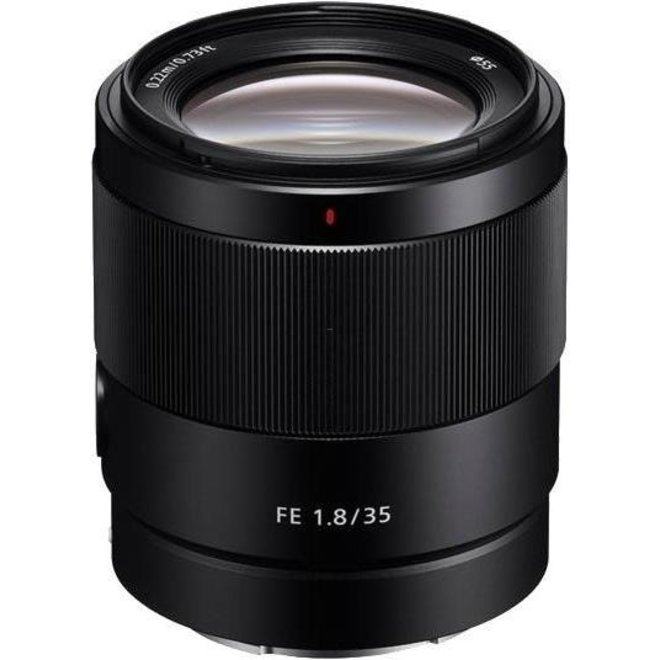 Sony E-Mount FF 35mm F1.8 - Sony Schweiz Partner - CH Produkt