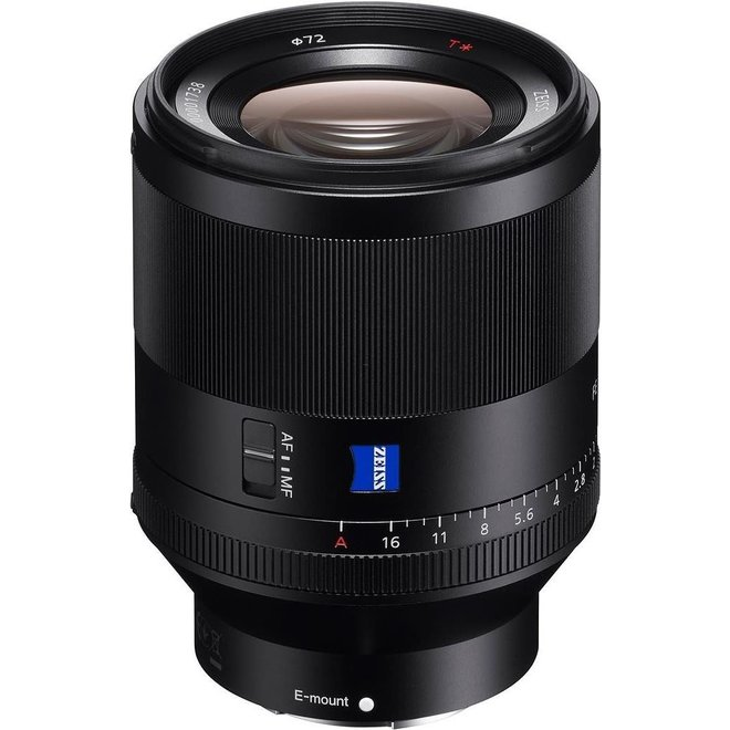 Sony E-Mount FF 50mm Zeiss F1.4 SSM