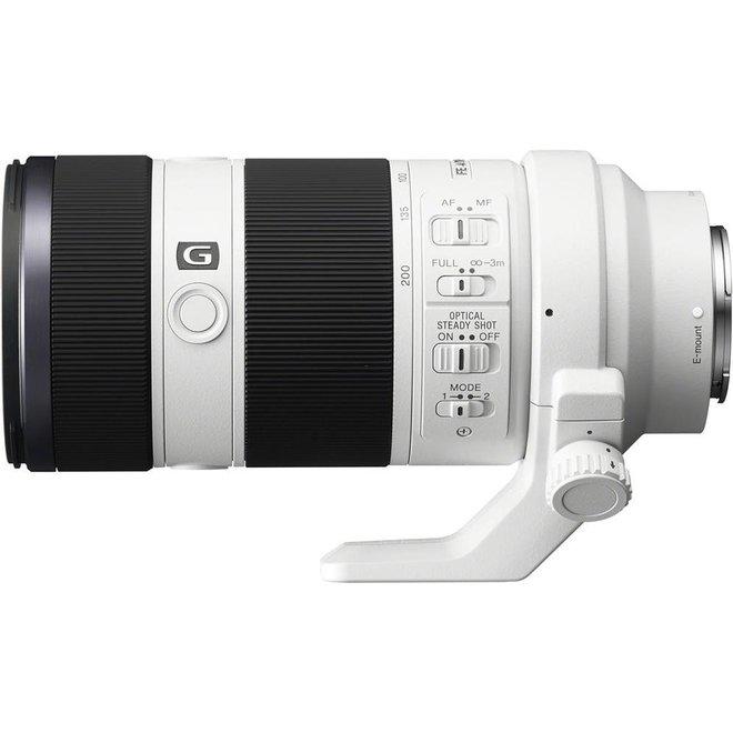 Sony E-Mount FF 70-200mm F4 G OSS - Sony Schweiz Partner - CH Produkt