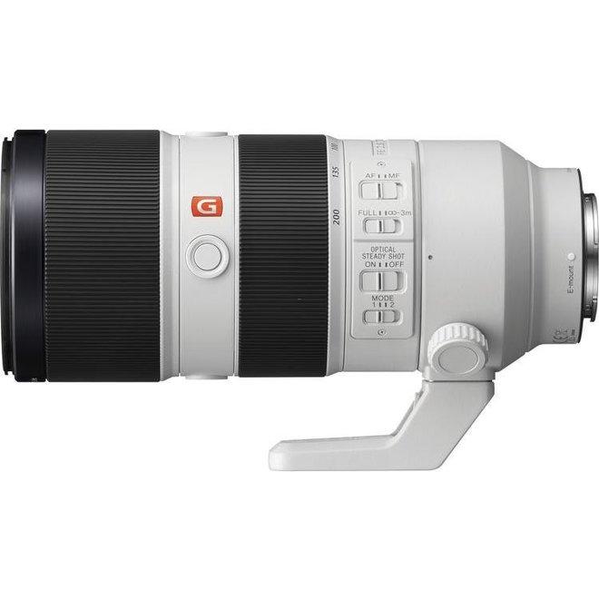 Sony E-Mount FF 70-200mm GM F2.8 OSS -300 CHF Sony Cashback