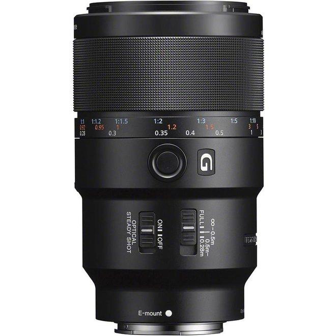 Sony E-Mount FF 90mm F2.8 G Macro OSS - Sony Schweiz Partner - CH Produkt