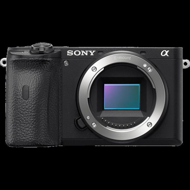 Sony Alpha 6600 Body - Sony Schweiz Partner - CH Produkt