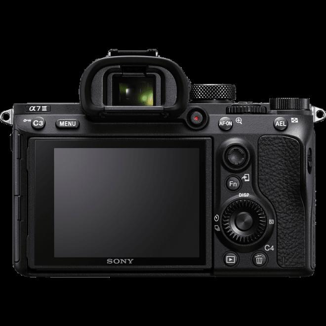 Sony Alpha A7III Set 28-70mm Black