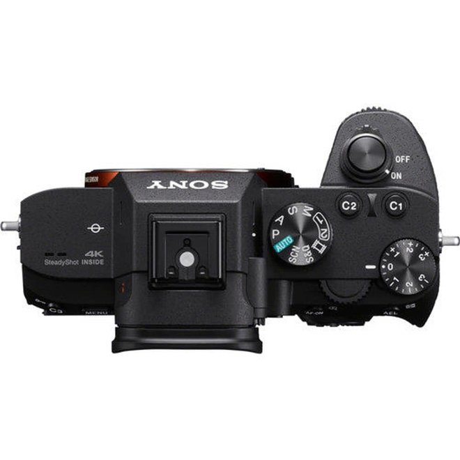 Sony Alpha A7 Mark III Set 28-70mm Black