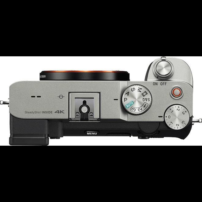 Sony Alpha A7C Kit 28-60mm Silber
