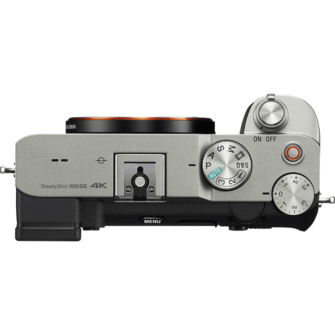 Sony Alpha A7C Body Silver - Sony Schweiz Partner - CH Produkt