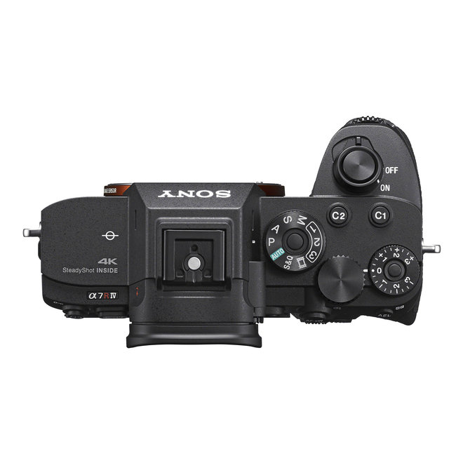 Sony Alpha A7R Mark IV Body Black - Sony Schweiz Partner - CH Produkt