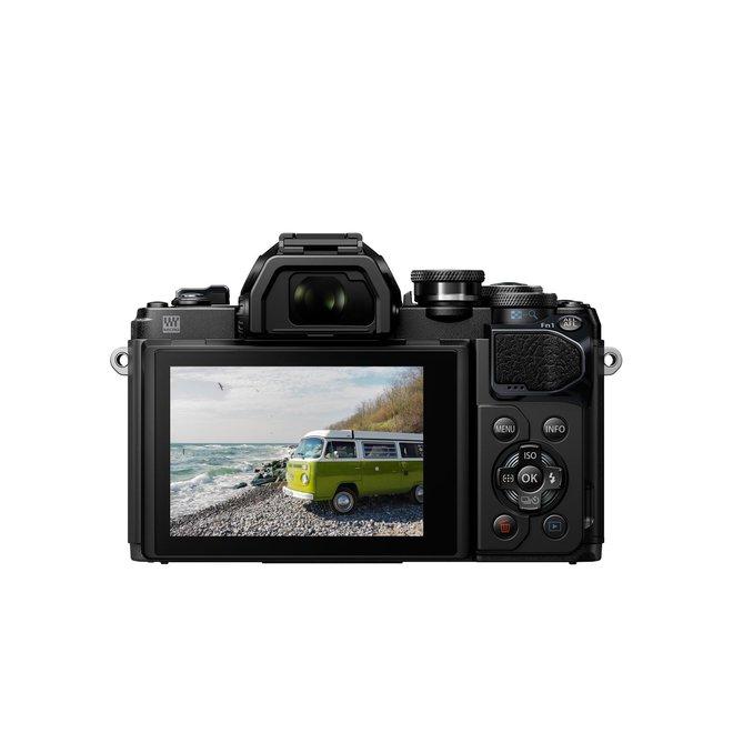Olympus E-M10 III Black EZ-M 14-150mm