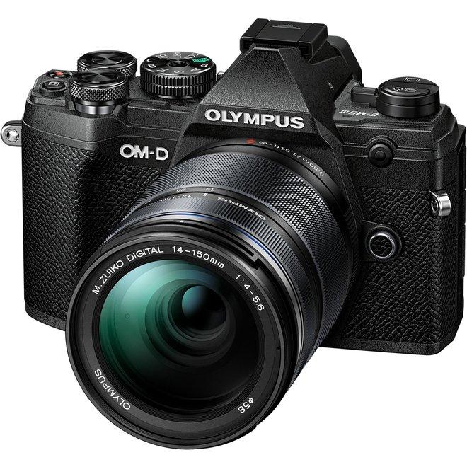 Olympus E-M5 Mark III 14-150 Black - CH Produkt