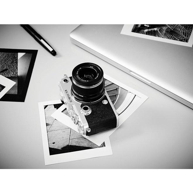 Olympus m.Zuiko DIGITAL 25mm 1:1.8 black