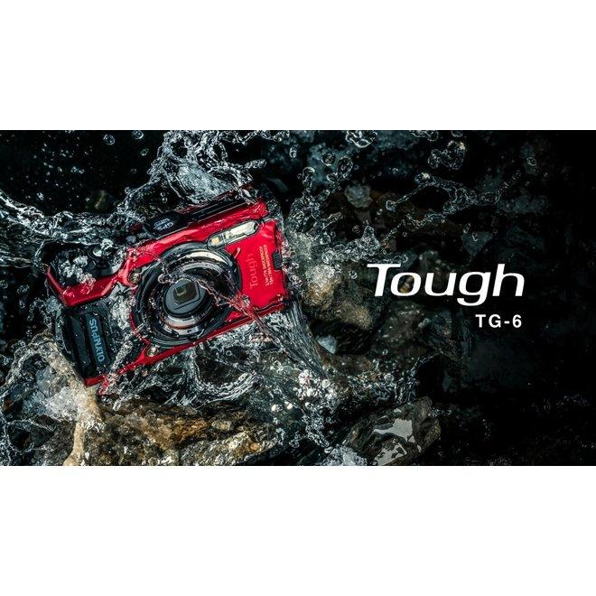 Olympus Stylus Tough TG-6 Red - CH Produkt