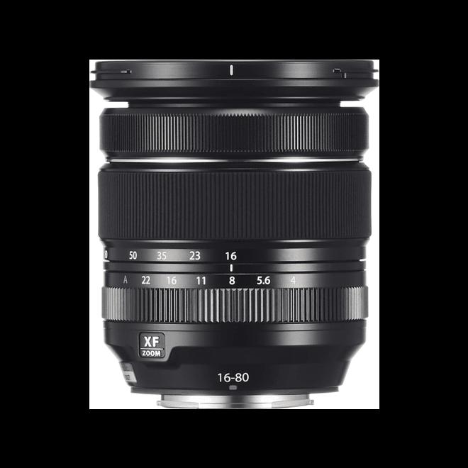 Fujinon XF 16-80mm f4 R OIS WR - Fuji Schweiz Partner - CH Produkt