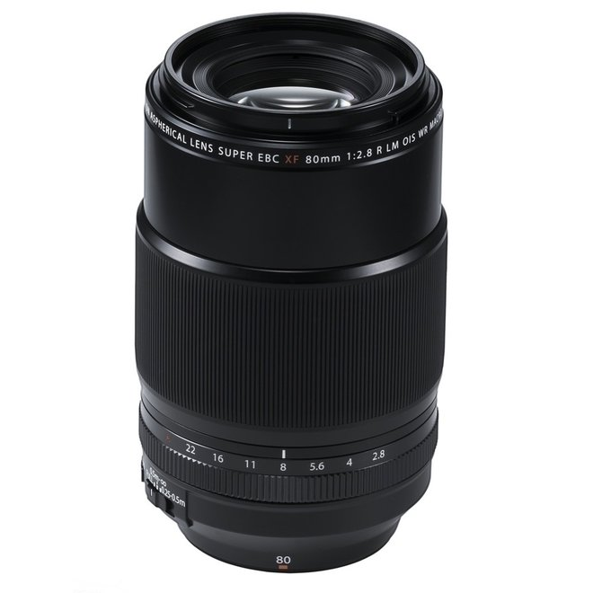 Fujinon XF 80mm F2.8 R LM OIS WR Macro - Fuji Schweiz Partner - CH Produkt