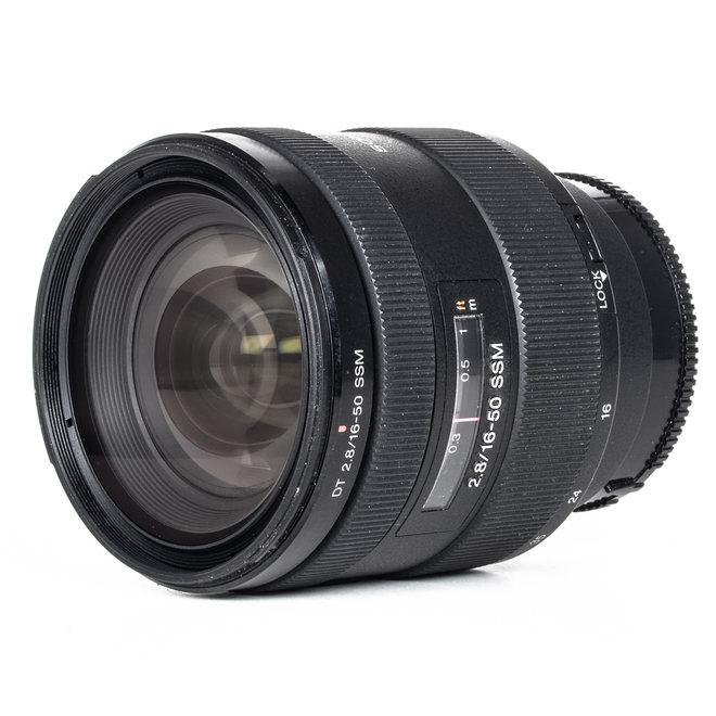 Occ Sony 16-50  2,8 SSM A-Serie