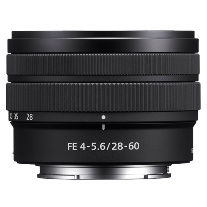 Sony E-Mount FF 28-60mm F4.0-5.6