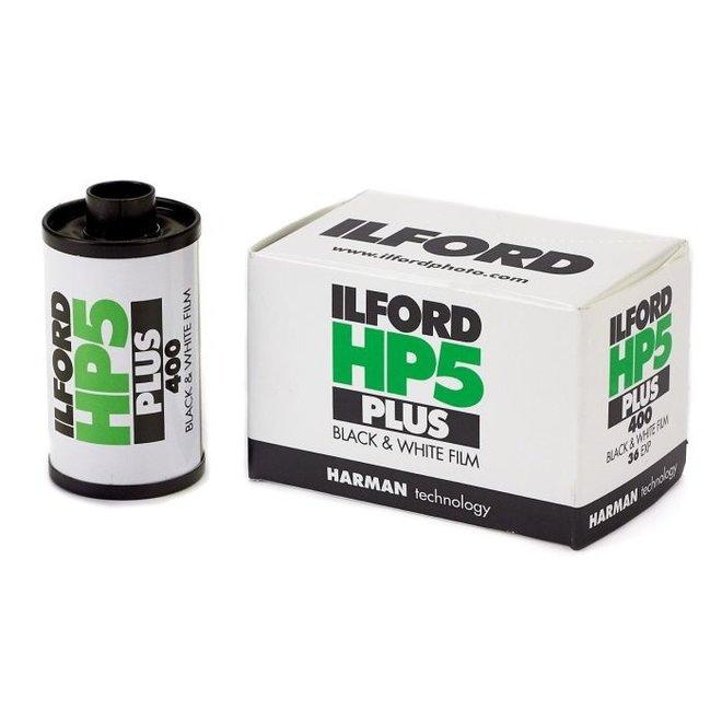 Ilford HP 5 Plus 400 135-36