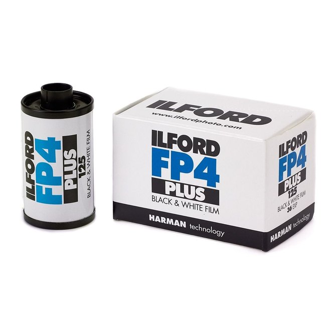 Ilford FP 4 Plus 125 135-36