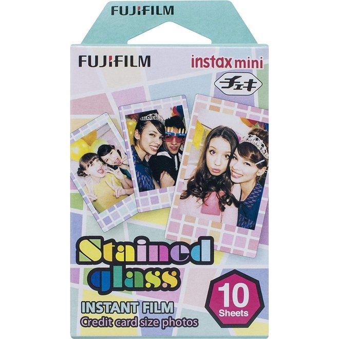 Fujifilm Instax Mini 10 Blatt Stained Glass