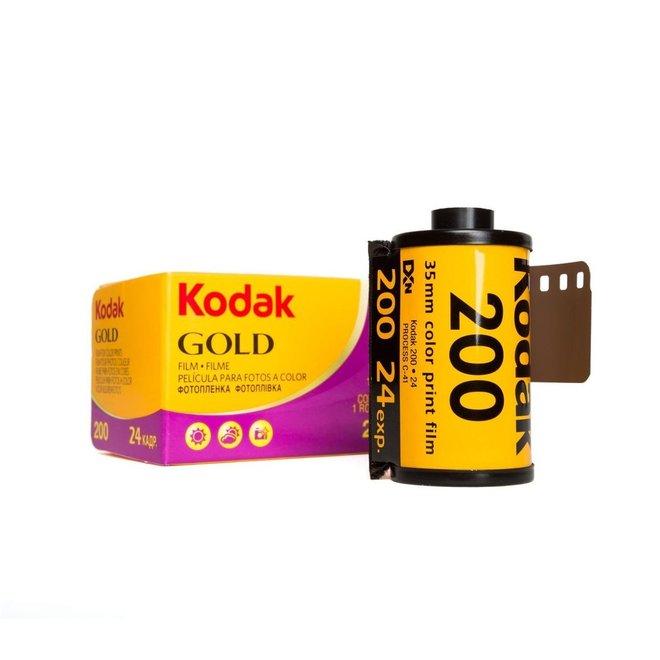 Kodak GOLD 200 GB 135-24