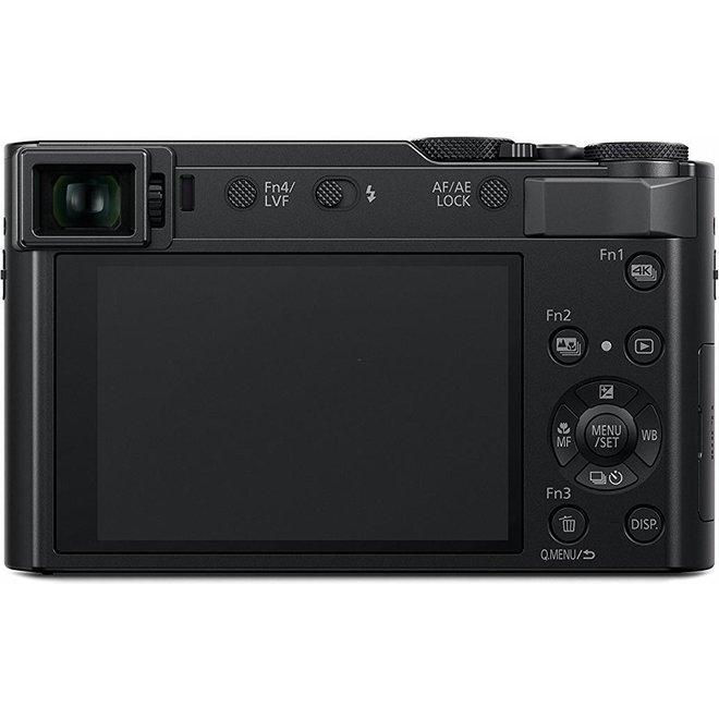 Panasonic DC-TZ202EG-K black