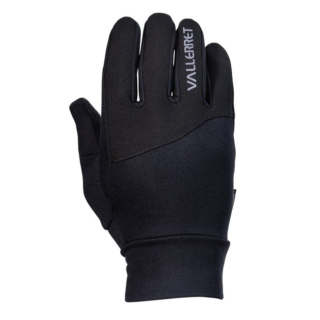 Vallerret Skadi Zipper Mitt Photo Glove Black Size L